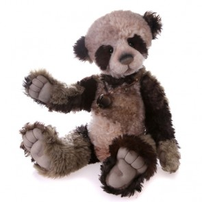 """Isabelle Masterpiece 22"""" (56cm) 100% Mohair An Isabelle Bear from Charlie Bears"""