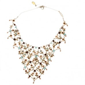 Michal Negrin Elaborate Necklace