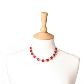Watch this Space Necklace from the Tubes Collection